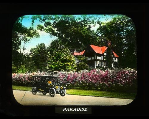 Photo-Drama of Creation, Paradise