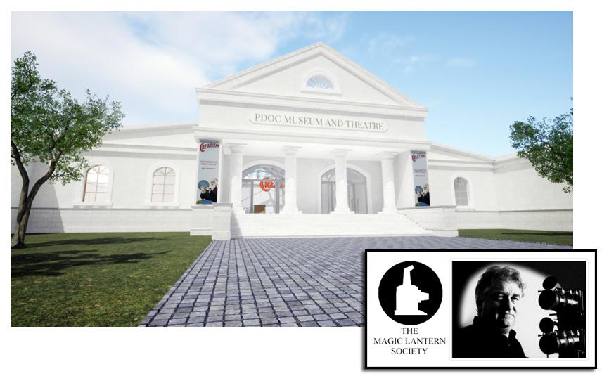 The Photo-Drama of Creation Museum with the Magic Lantern Society Award